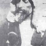 لشيخ عوده بن حرب أبو تايه شيخ قبيلة الحويطات نهاية القرن التاسع عشر