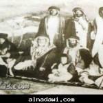 شيوخ آل الملحم من ضنا مسلم من عنزه في الشام