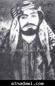 عبدالعزيز بن متعب بن رشيد